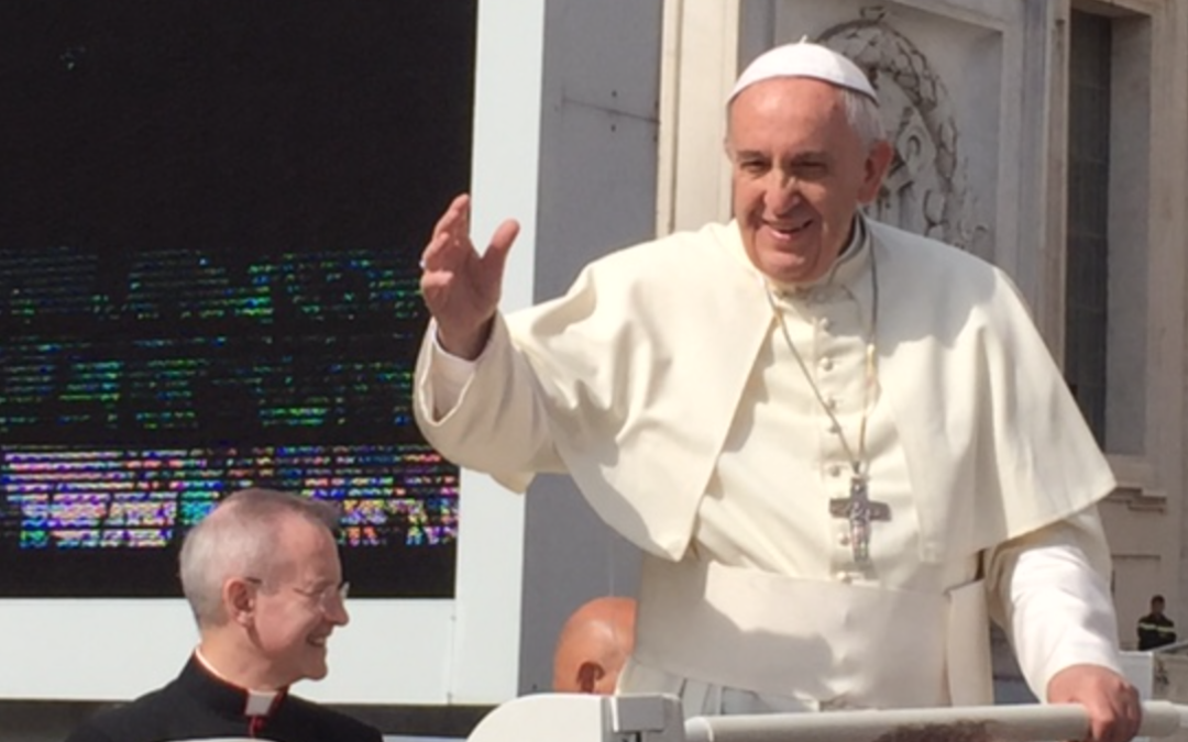 Pope Francis and the Joy of the Gospel