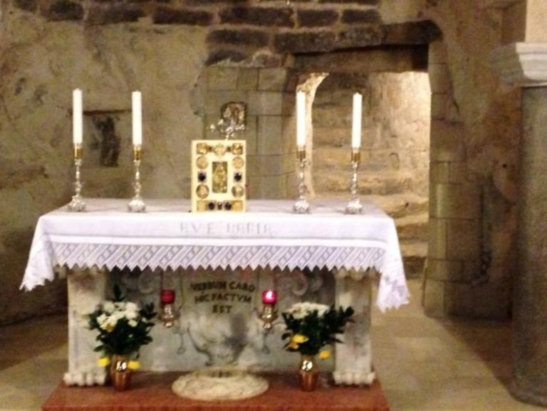 Mary's First Step of Faith: An Open Heart
