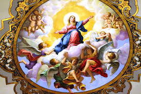 Mary at the Finish Line: The Assumption