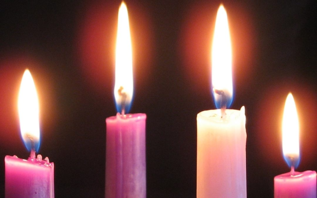 """Advent with Mary: """"In Haste"""" 